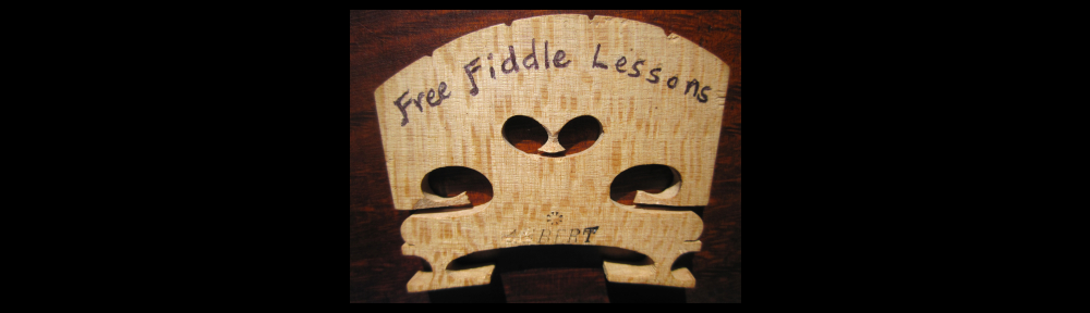 Free Fiddle Lessons | Dedicated to providing free online fiddle